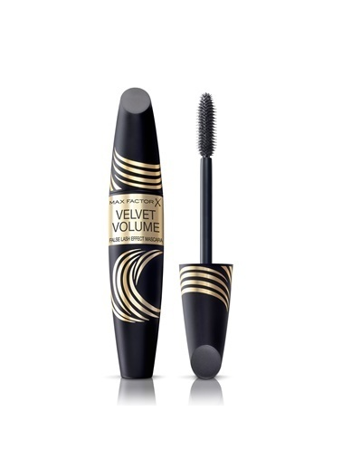False Lash Effect Velvet Volume Maskara Koyu Kahverengi-Max Factor